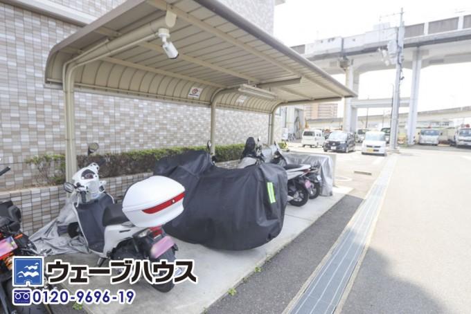バイク置き場_補正 のコピー