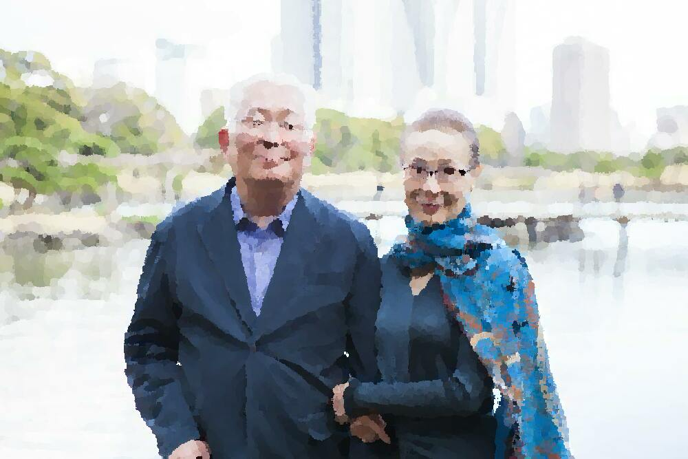60代ご夫婦 岡山市南区戸建て