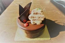 ケーキ有ります!