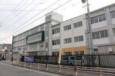 鹿田小学校① 縮小